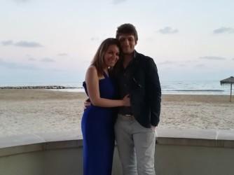 Sara e Fabrizio credono l'uno nell'altra