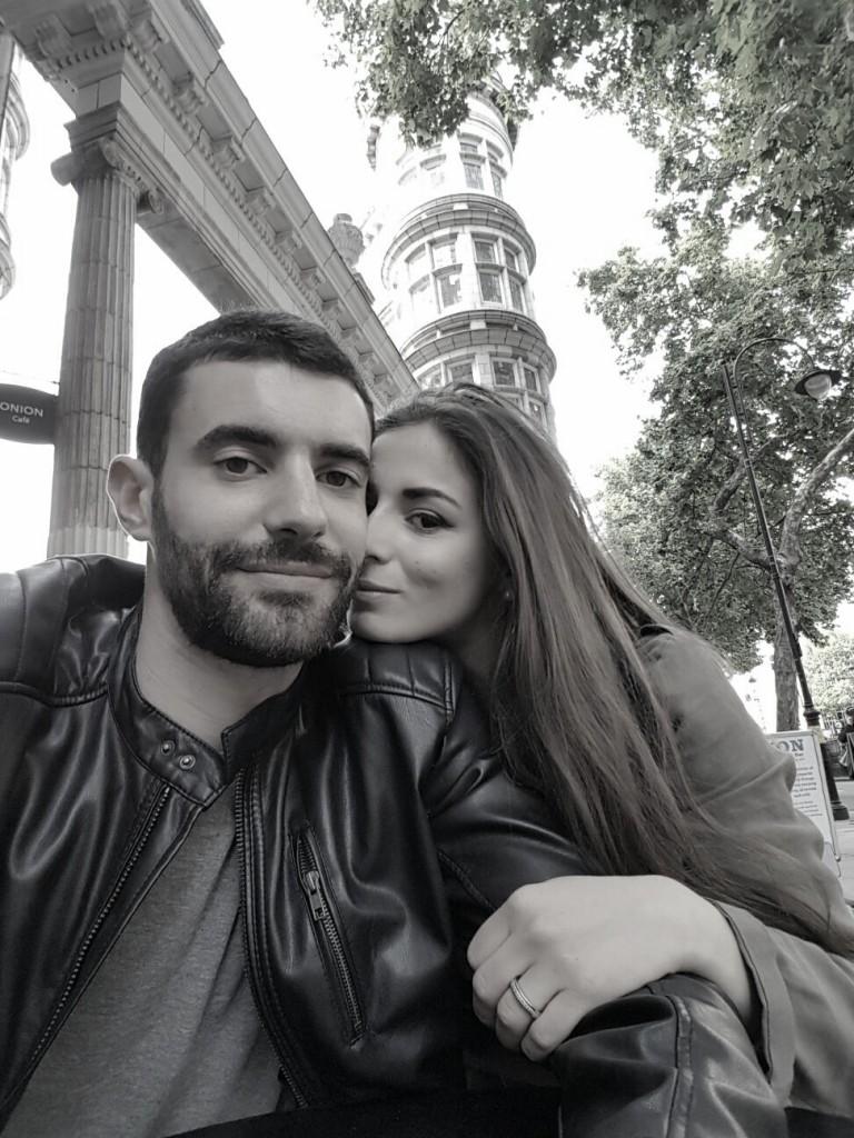 Mariangela e Marco vivevano a Londra torneranno in Italia