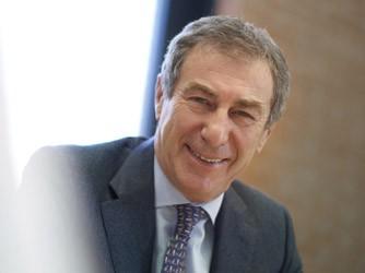 Roberto Barilli in una foto tratta dalla pagina web del Gruppo Hera