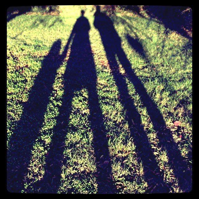 Le ombre della propria famiglia immagine simbolo di Angelica