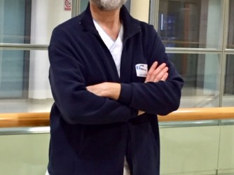 Francesco, infermiere da 35 anni
