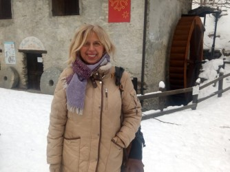 Nadia vive a Torino