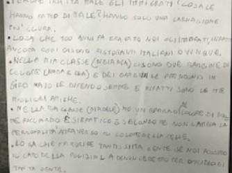 La lettera inviata da Bianca e Adele a Matteo Salvini