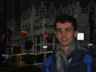 Antonio ha un sogno: fare il giornalista