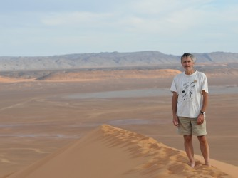 Ambrogio nel deserto del Mali
