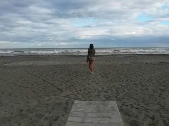 Raffaella vive e lavora sulla costa ionica della Basilicata