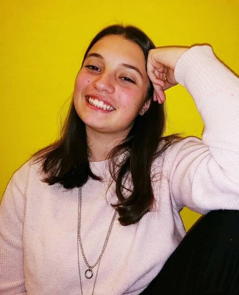 Gilda vive e studia a Isernia, nel Molise