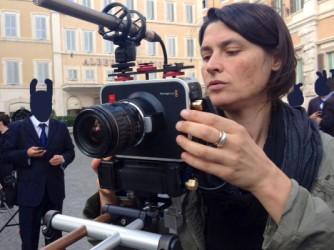 Claudia ha girato un documentario sulle donne e la politica