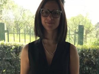 Chiara vive nel paese di Cicerone, in provincia di Frosinone