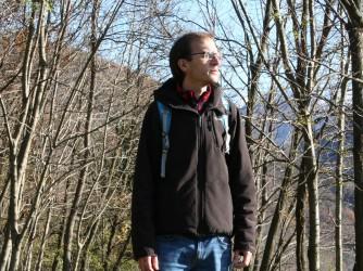 Fausto fa volontariato e ama le storie delle persone