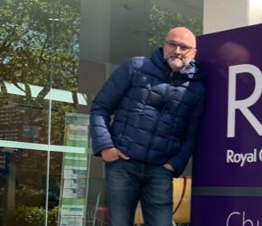 Orazio vive a Milano e gli manca il contatto con la gente