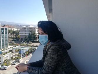 Debora è preoccupata che chi torna dal Nord in Calabria porti con sé il virus