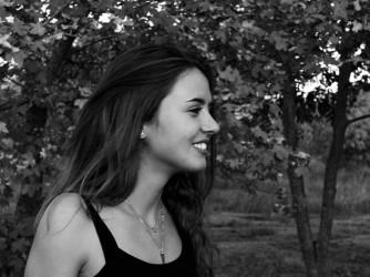 Serena è nata in Toscana ma studia a Bologna