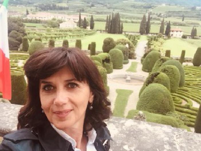 Brikena sta in Italia da 26 anni e lavora con il marito a Roma