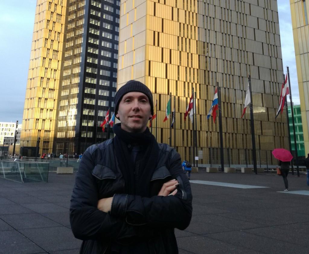 Cristian lavora e vive in Lussemburgo da 6 anni