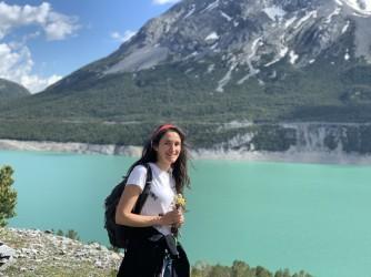 Benedetta si è spostata da Roma a Milano per poter fare la specializzazione in Geriatria