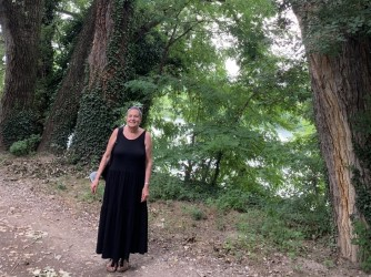 Anna Maria dedica il suo tempo alla difesa dei diritti umani