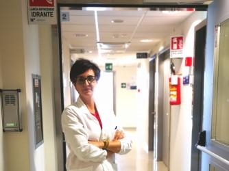 Francesca vive in Liguria ma lavora in un ospedale in Toscana