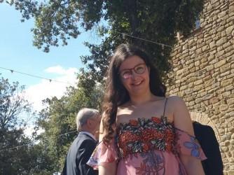 Lavinia dopo le vacanze in Italia andrà a fare un master a Cambridge