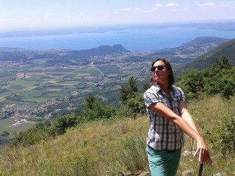 """Eleonora ha pubblicato """"Songs of Lake Garda – Poesie ritrovate di Anna Bunston de Bary"""", Raffaelli Editore"""
