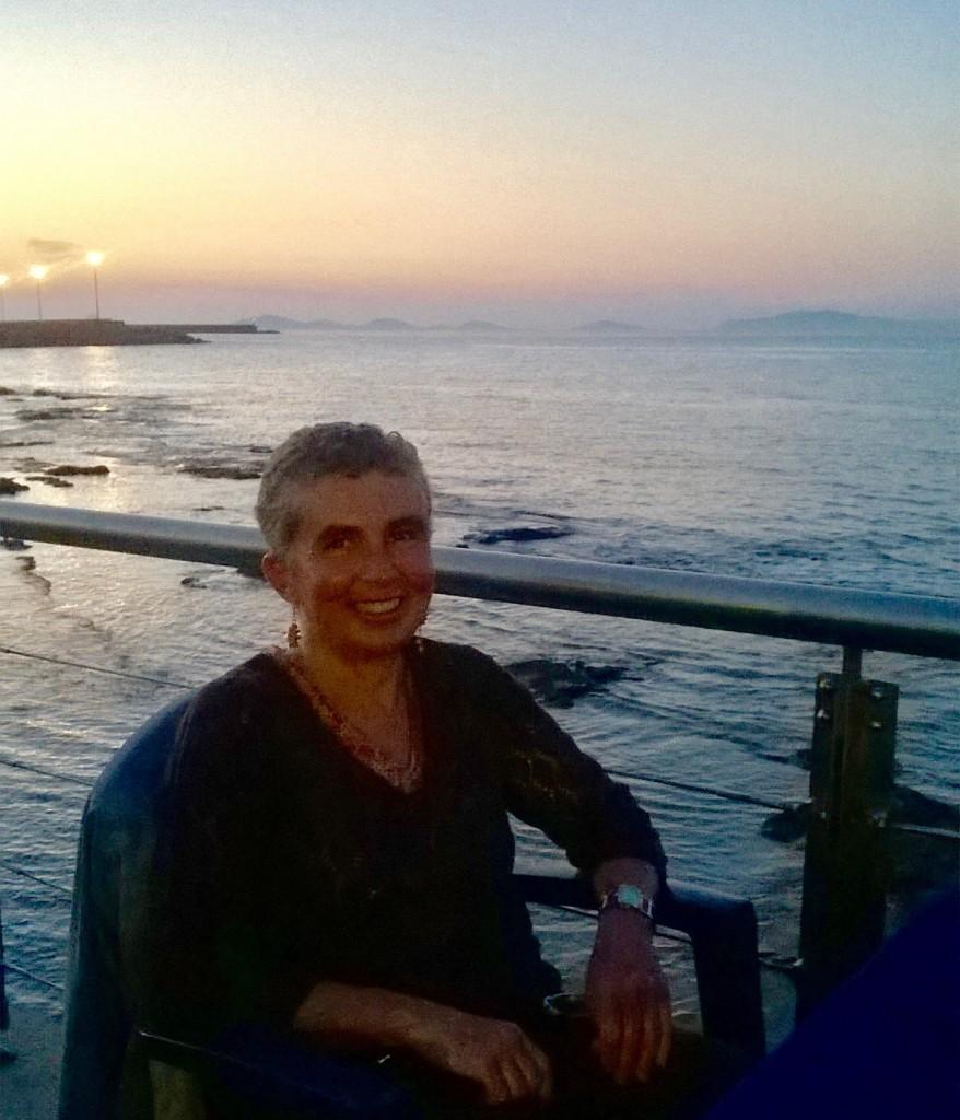 Teresa quest'estate a Porto Torres