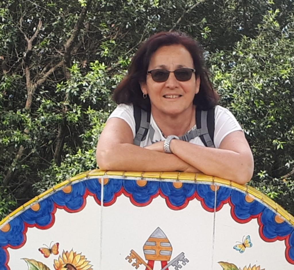 """Manuela vive a La Rustica e fa parte dell'associazione culturale """"Il Grillo Parlante"""""""