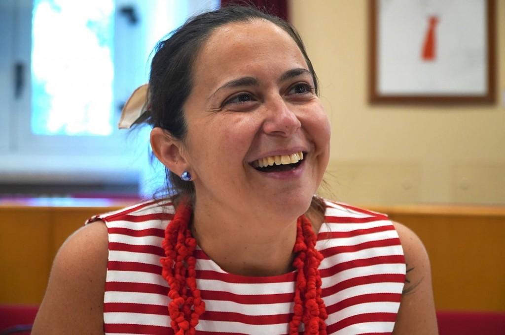 Francesca ha cominciato presto l'attività politica, da 12 anni è sindacalista