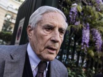 Franco Marini è morto ieri di Covid all'età di 88 anni, era stato segretario Cisl, ministro e presidente del Senato