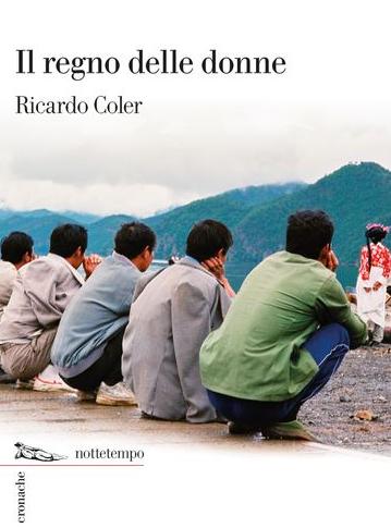 La copertina del libro sui Mosuo