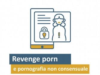 L'immagine scelta dal Garante della Privacy per la campagna contro il revenge porn