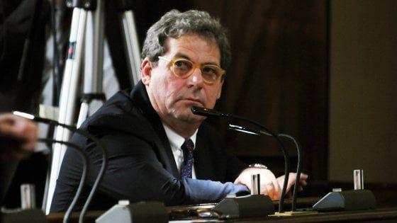 Il presidente della Regione Sicilia, Gianfranco Miccichè