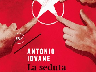 La copertina del libro di Antonio Iovane, edito da MinimumFax