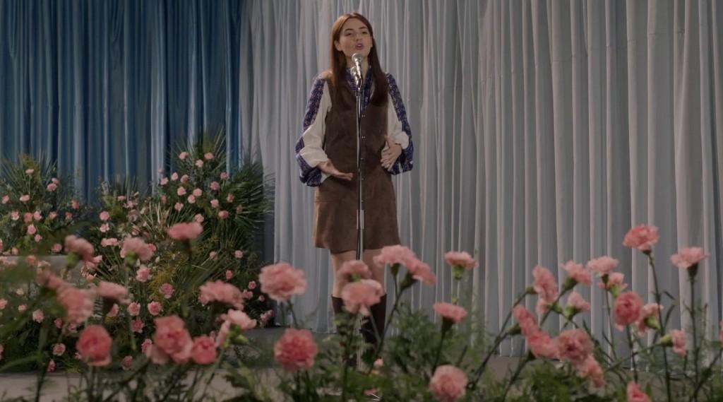 """Tecla Insolia interpreta Nada nella fiction """"La bambina che non voleva cantare"""" in onda stasera su Rai1"""