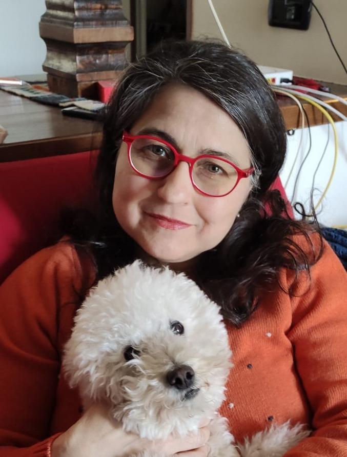 Luciana era un ingegnere di Finmeccanica, ma otto anni fa ha deciso di insegnare