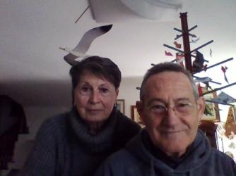 Alessandro ed Esperanza hanno nipotini a Castelldefels, in Spagna, che non vedono da tanto