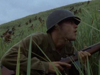 """La scena più famosa di """"La sottile linea rossa"""" capolavoro di Terrence Malick. Putin l'avrà visto?"""