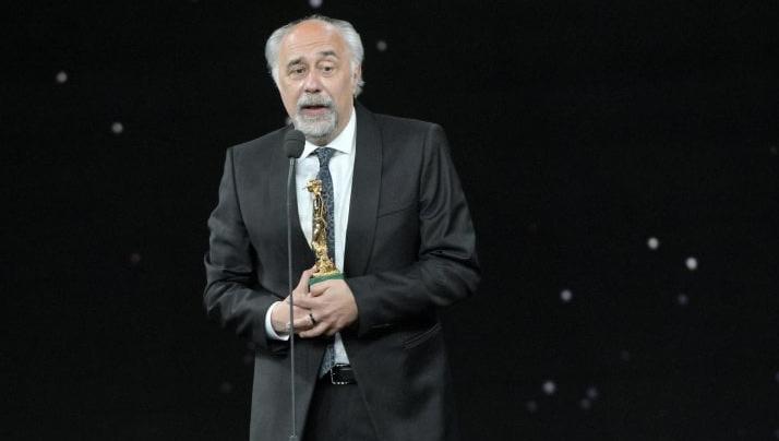 """Giorgio Diritti premiato per il film """"Volevo nascondermi"""""""