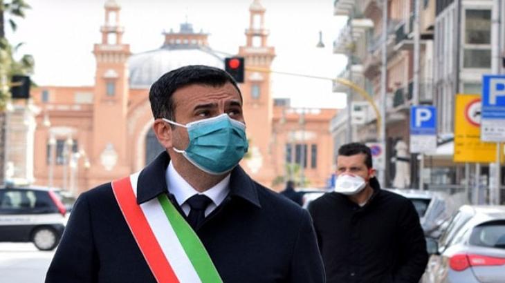Antonio Decaro, sindaco di Bari, e presidente dell'Associazione nazionale comuni d'Italia (Anci)