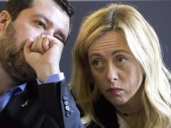 Matteo Salvini e Giorgia Meloni cercano di affossare il ddl Zan solo per un calcolo elettorale