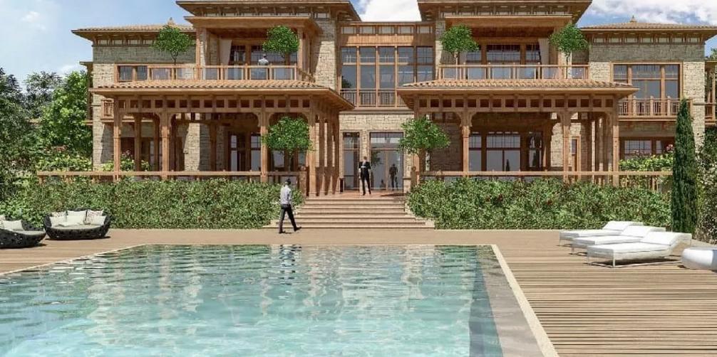 La villa di Erdogan, 300 stanze, 62 milioni di costo