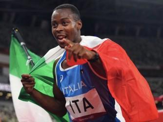 Eseosa Fostine Desalu, penultimo staffettista azzurro della 4X100 medaglia d'oro a Tokyo
