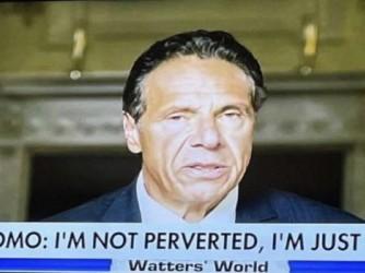 Questo cartello di Fox News rilanciato dai social ha creato una polemica inesistente. La frase non è stata mai pronunciata