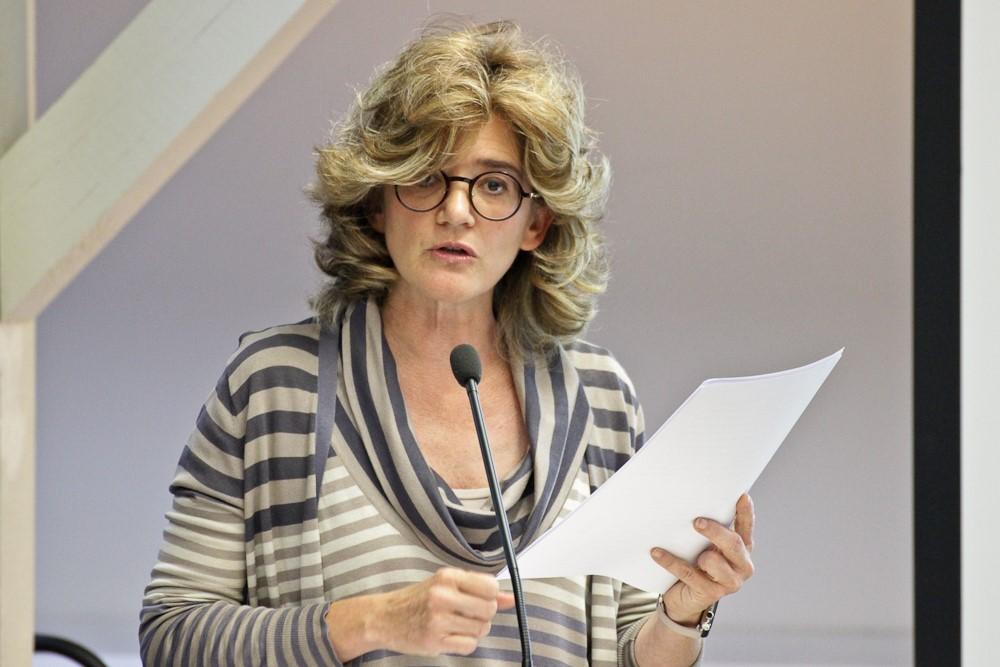 Tiziana è direttrice di Labont,  centro interdipartimentale di Ontologia dell'Università di Torino