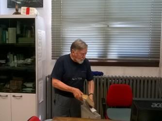 Carlo si è diplomato al Liceo Canova di Treviso e laureato in Ingnegneria chimica a Padova