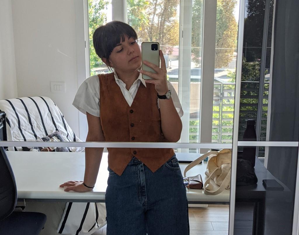 Selfie allo specchio per Lucia, oggi pubblichiamo la seconda puntata della sua lettera