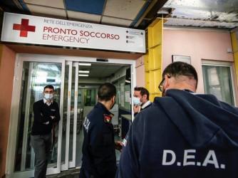 Ieri anche il Pronto Soccorso del Policlinico Umberto Primo è stato assaltato