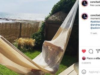 Un post dell'autrice di questo blog pubblicato su Instagram