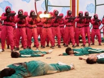 Una scena della serie tv coreana Squid Game, grande successo di stagione