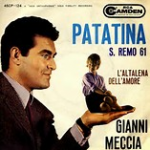 Gianni Meccia in Patatina, '61