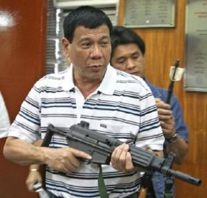 Duterte si è armato, contro la droga, non solo di buona volontà